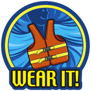 National Safe Boating Week Logo