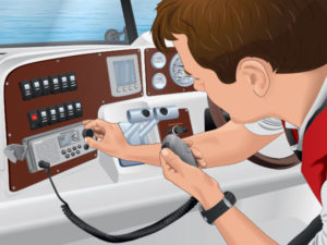 VHF Radio Dialing